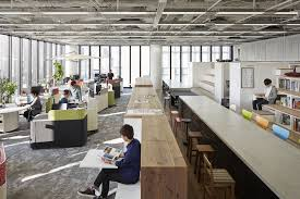 Office Space Designer Nikken Space Design Osaka Office Nikken Space Design Archdaily