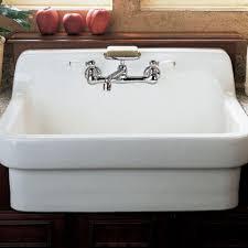 Kohler Wall Mount Kitchen Faucet Wall Mount Kitchen Sink Kitchen Design
