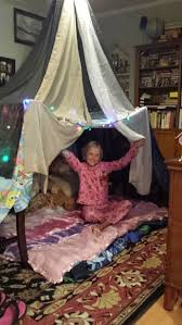 How To Build A Tent Fun Girls Day In Enchanting Party Idea With Your Tween Daughter