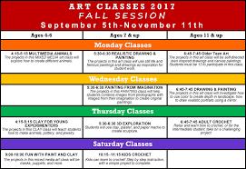 fall art classes kreative kids art u0026 music academy
