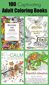 100 coloring book ideas the jenny evolution