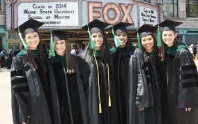 make up classes in michigan wayne state s school of medicine commencement is may 18 newsroom