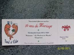 26 ans de mariage images faire part mariage 10 ans faire part anniversaire mariage
