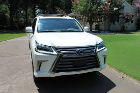 lexus lx used 2016 lexus lx 570 price used cars memphis hallum motors
