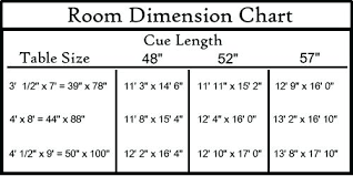 6 Ft Table Dimensions by Room Dimensions For Pool Table U2013 Thelt Co