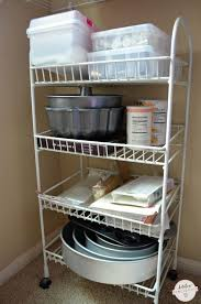 how to organize ideas baking supply organizing ideas kitchen concoctions