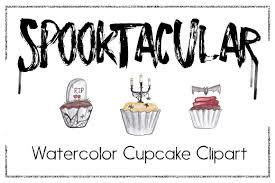 fall clipart halloween clipart bat clipart cupcake clipart zombie
