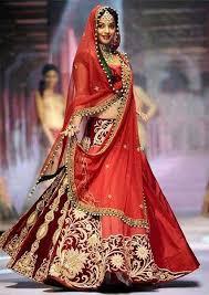Indian Wedding Dresses Red Color Bridal Trends 2015 Of Indian Wedding Dresses 013