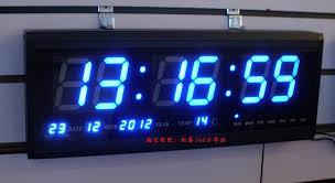 lighted digital wall clock wall light new lighted digital wall clock as well as elegant