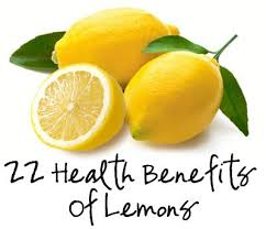 22 health benefits of lemons one good thing by jillee