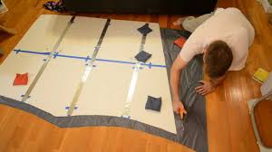 cutting a catenary curve tarp camping with hammocks youtube