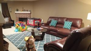 the ugliest longest living room ever