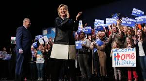 Hillary Clinton Hometown by Hillary Clinton At Apollo Theater In Harlem U0027new York Represents