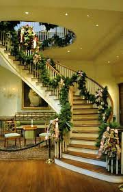 Decoration Staircase Christmas by Christmas Staircase Decorations That You Have To See