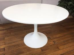 fiberglass table with tulip base 1970s for sale at pamono