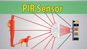 can you put a motion sensor on any light how pir sensor works and how to use it with arduino