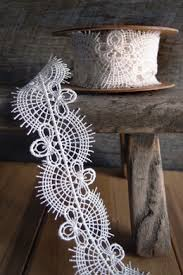 lace ribbon ribbon lace 1 5in x 5yds white 1 a 260 jpg
