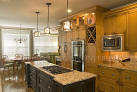 Kitchen Pendent Lighting by Classy Rustic Pendant Lighting Kitchen Easy Interior Design For