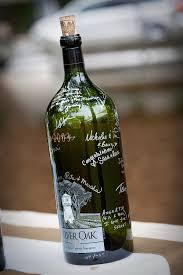wine bottle guest book wine bottle guest book elizabeth designs the wedding