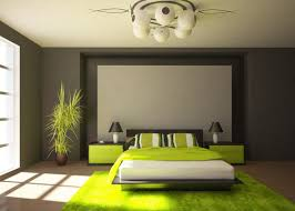 green and gray bedroom home planning ideas 2017