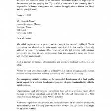 business cover letter business letter cover letter