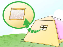 How To Build A Tent by 4 Ways To Choose A Tent Wikihow