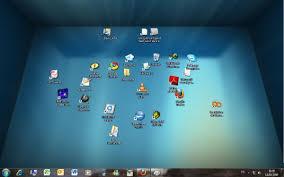 icone bureau windows 7 réaliser un bureau en 3d sous windows avec bumptop windows