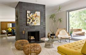How To Decorate A Mid Century Modern Home by Playfully Designed Mid Century Ranch House In Brentwood Mid