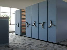 Mobile File Cabinet Mobile Shelving And High Density Mobile Filing Systems For Sale At