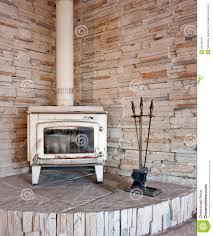 wood burning furnace royalty free stock image image 26138136