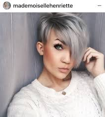 shaved sides haircut square face pin by amie sanders on makeup pinterest short hair pixies and