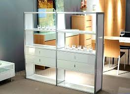 white room divider bookcase medium size of open bookcase room
