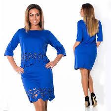 elegant 2 piece plus size woman u0027s dress casual body con