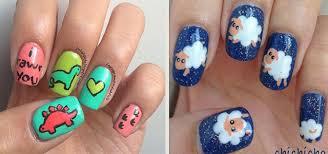 cute u0026 easy thanksgiving nail art designs u0026 ideas 2013 2014