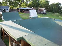 Build The Backyard Skatepark The Latest Home Decor Ideas - Backyard skatepark designs