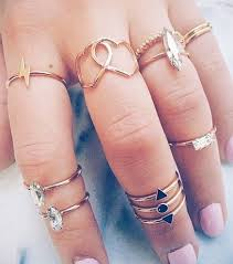 fashion hand rings images Fashion must haves 5 essential teenage items ring girls and jpg