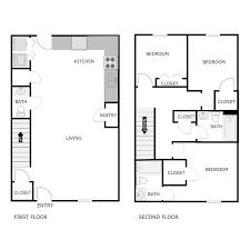 apartment floor plans kingston ridge apartments