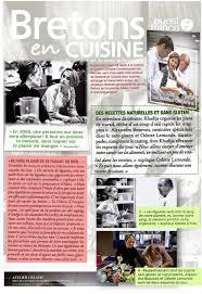 bretons en cuisine vu dans la presse bretons en cuisine odette lemonde
