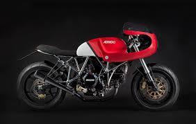 ad hoc ducati 750ss adroca the bike shed