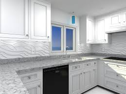 Small Kitchen Backsplash Kitchen Beautiful White Kitchen Wall Tile Backsplash For Small