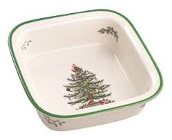 oven to table bakeware sets amazon com spode christmas tree oven to table bakeware bake and