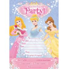 free princess birthday invitation templates gallery invitation