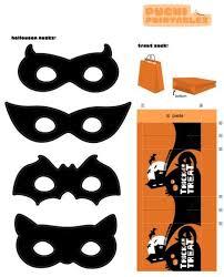minute halloween quickie 100 free printable masks masking