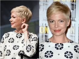 overweight with pixie cut pixie hair styles we love right now