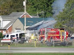 Port Clinton Ohio Map by House Explodes Near Port Clinton