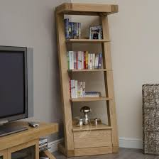 white wooden bookcase solid wood bookcases in the dining room oak furniture uk