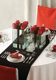 Simple Table Decoration For Valentine S Day by Valentine U0027s Day Decorations Decoholic