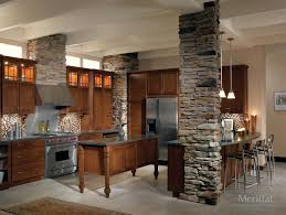 Bar In Kitchen Ideas by Furniture Stunning Merillat Cabinets For Smart Kitchen Or