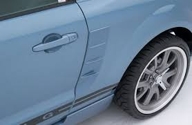 mustang quarter ford mustang side quarter panel pony vents