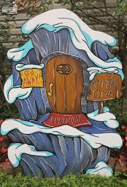 grinch yard mount crumpit whoville